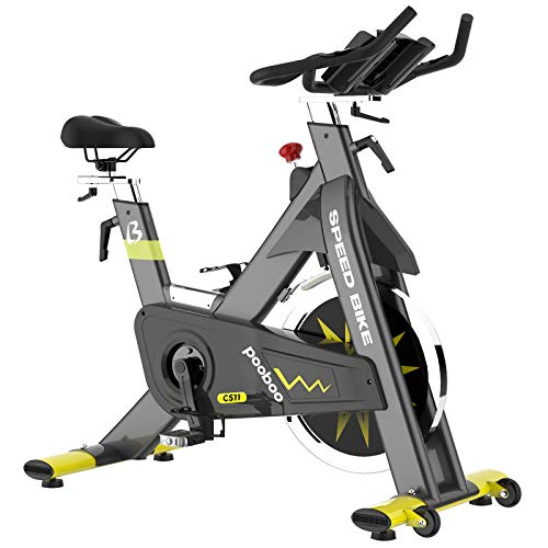 pooboo Indoor Exercise Bike Commercial...