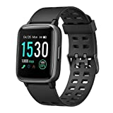 moreFit Smart Watch, IP68 Waterproof Fitness...