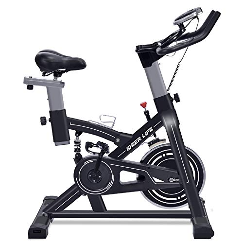 IDEER LIFE Indoor Cycling Bike Stationary...