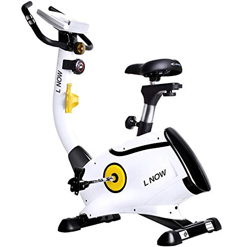 L NOW Upright Bike Magnetic Resistance...