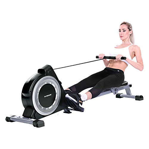 MaxKare Magnetic Rowing Machine Folding...