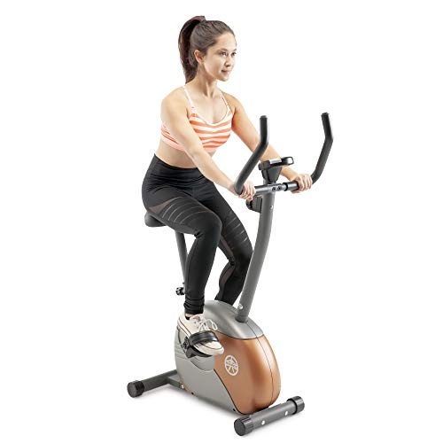 Marcy Upright Exercise Bike with Resistance...