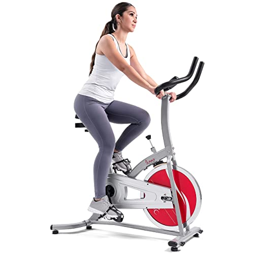 Sunny Health & Fitness Indoor Cycling...