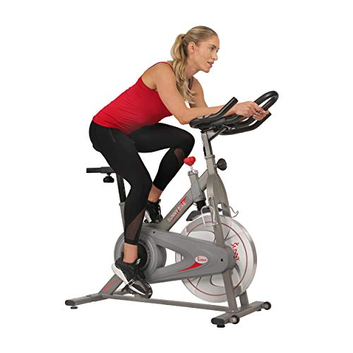 Sunny Health & Fitness Exercise Cycle Bike...