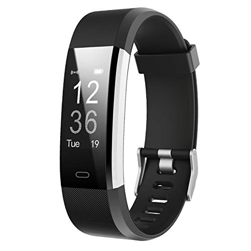 LETSCOM Fitness Tracker HR, Activity Tracker...
