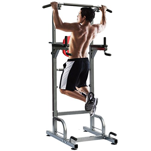 Nexttechnology Power Tower Heavy Duty Pull Up...