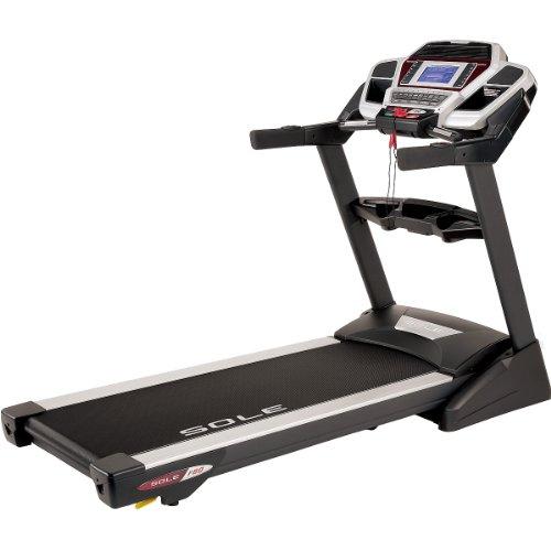 Sole Fitness F80 Folding Treadmill (Previous...