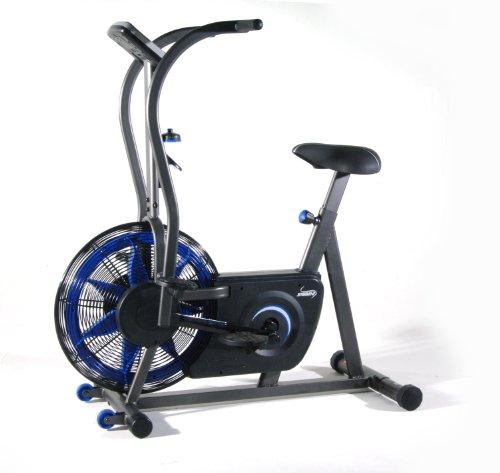 Stamina Airgometer Exercise Bike, Black, 49'...