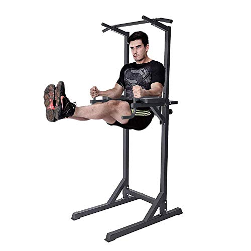 Dporticus Power Tower Workout Dip Station...