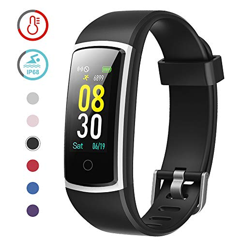 YAMAY Fitness Tracker with Blood Pressure...