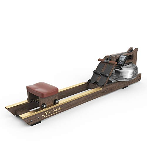 Mr. Captain Rowing Machine for Home Use,Water...