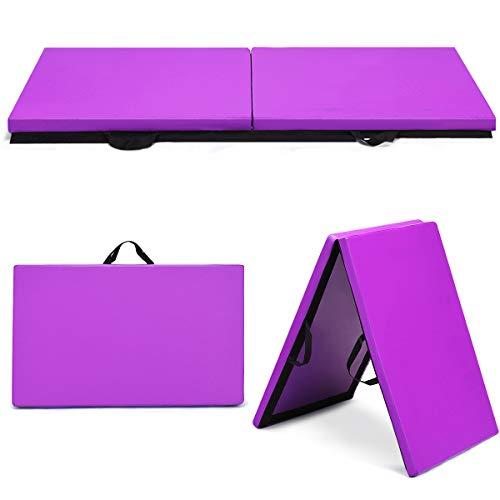 Giantex 2'x6'x1.5'' Gymnastics Mat Thick...