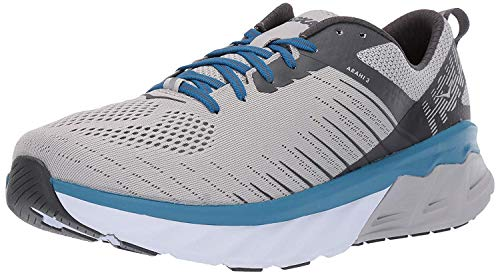 HOKA ONE ONE Men's Arahi 3 Running Shoes,...