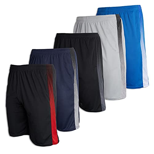 Men's Mesh Active Wear Athletic Basketball...