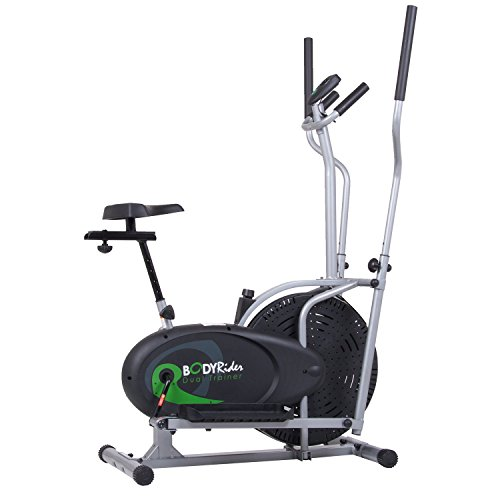 Body Rider Elliptical Trainer and Exercise...
