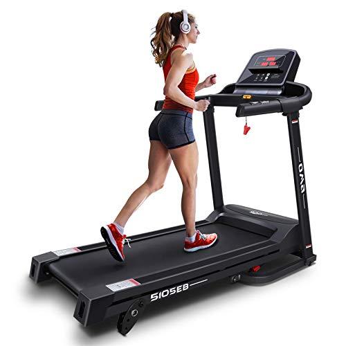 OMA Treadmills for Home, Max 2.25 HP Folding...
