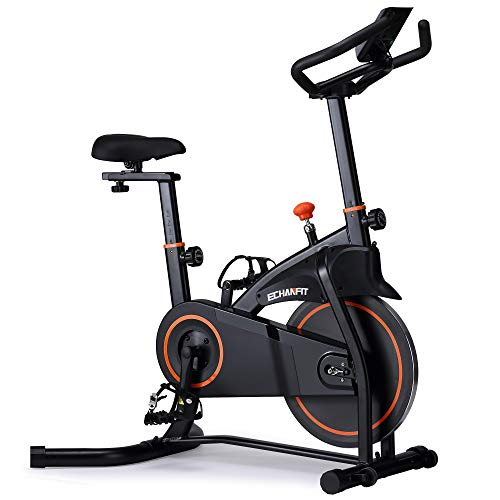 ECHANFIT Indoor Exercise Bike Stationary...