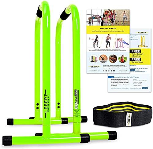 Lebert Fitness Dip Bar Stand - Original...