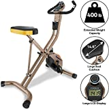 Exerpeutic Gold Heavy Duty Foldable Exercise...