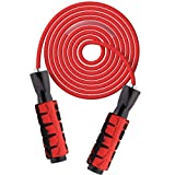 Jump Ropes for Men Woman, Rope Skipping with...