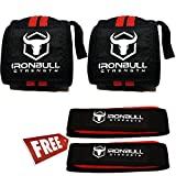 Iron Bull Strength Wrist Wraps & Lifting...
