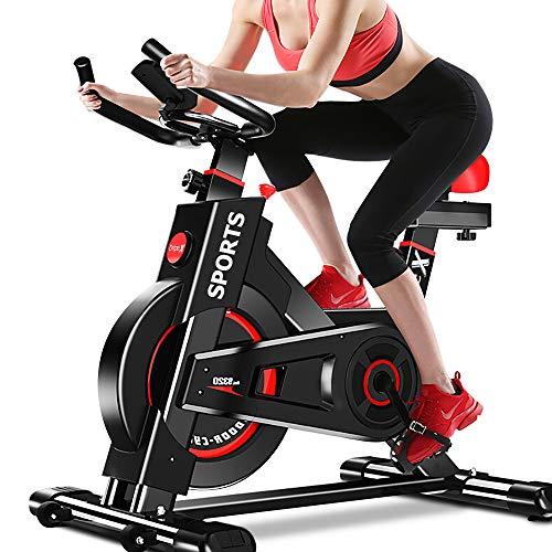 Dripex Upright Exercise Bikes (Indoor Studio...
