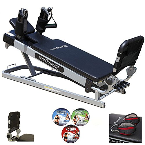 Pilates Power Gym 'Pro' 3-Elevation Mini...