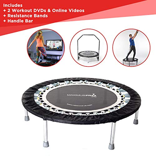 Maximus Pro Home Gym Rebounder Mini...