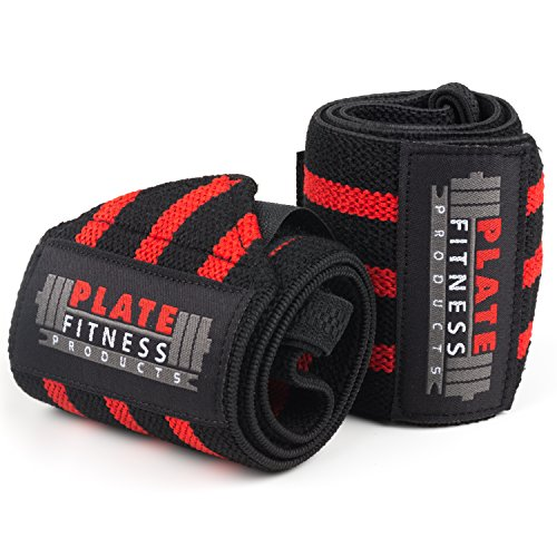 Wrist Wraps (Premium Quality, 21' x 3') by...