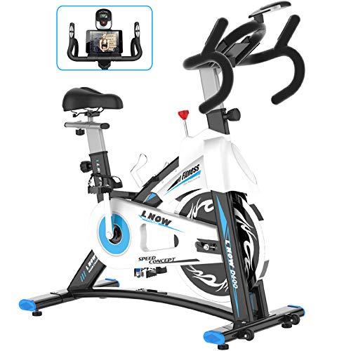 L NOW Indoor Exercise Bike Indoor Cycling...
