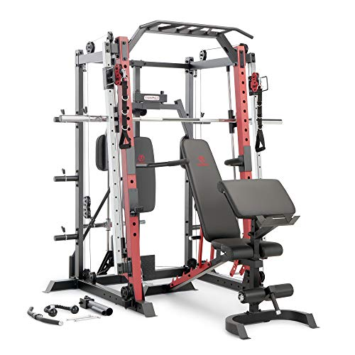 Marcy Smith Machine Cage System Home Gym...