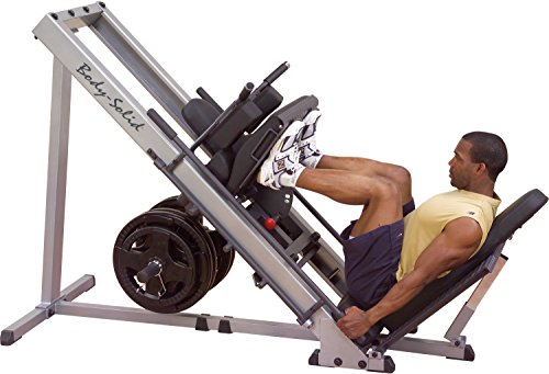 Body-Solid GLPH1100 Leg Press and Hack Squat...