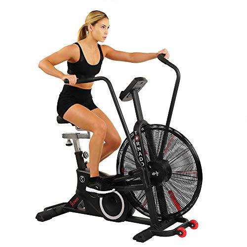 Sunny Health & Fitness Exercise Tornado Fan...