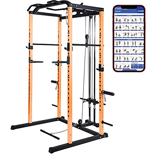 Vanswe Power Cage with LAT Pull Down...