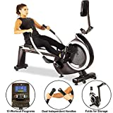 Fitness Reality 4000MR Magnetic Rower Rowing...