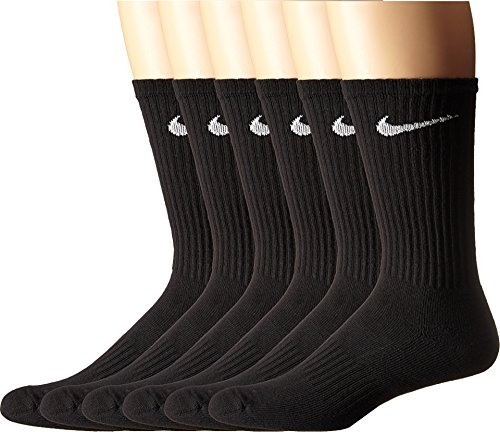 NIKE Unisex Performance Cushion Crew Socks...