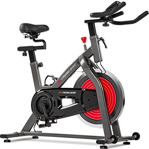 Merax Indoor Cycling Bike Trainer – 35lbs...