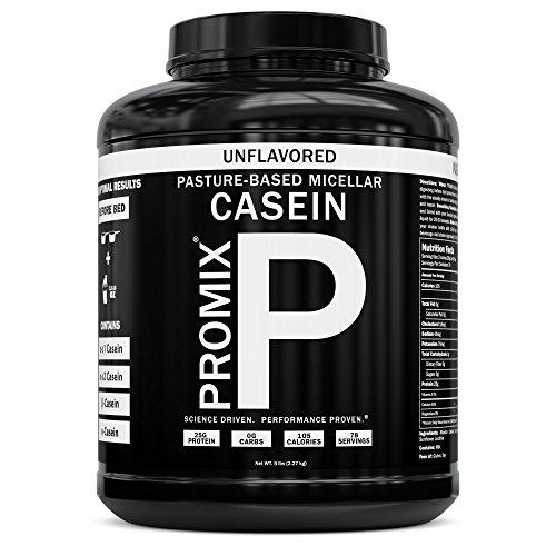 100% Casein Protein Powder I PROMIX...