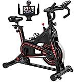 Exercise Bike, DMASUN Indoor Cycling Bike...