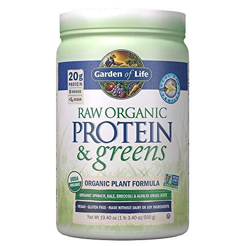 Garden of Life Raw Protein & greens Vanilla,...
