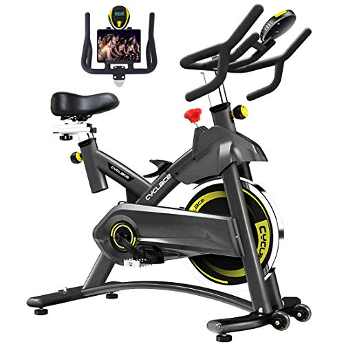 Cyclace Exercise Bike Stationary 330 Lbs...