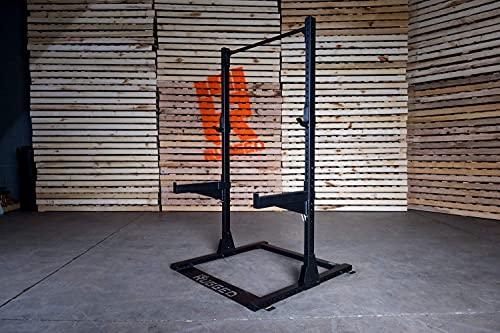 Rugged Commercial Half Rack Y120, 1000 lb...