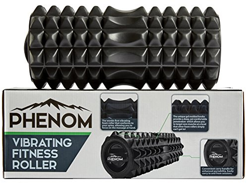 Monument Phenom 3 Speed Vibrating Foam Roller...
