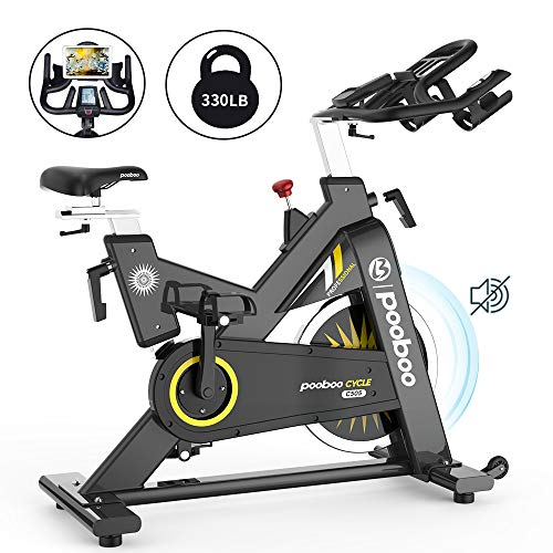 pooboo Commercial Exercise Bikes 44lbs...