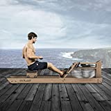 Mr. Rudolf Water Rowing Machine with...