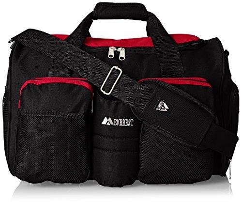 Everest unisex-adult Gym Bag With Wet Pocket...