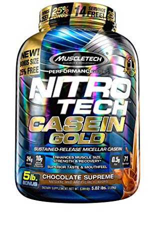 Muscletech Casein Protein Powder for Women &...