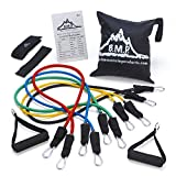 Black Mountain Products Resistance Band Set...