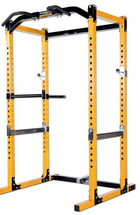 Powertec Fitness Workbench Power Rack