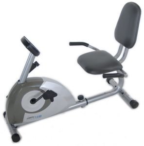 Recumbent exercise bike 15